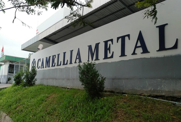 <span class='notranslate'>PT. CAMELLIA METAL INDONESIA</span>